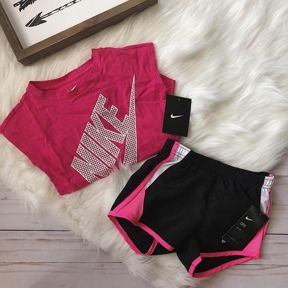 318f766de7 Nike Matching Sets | Nwt Toddler Girls Outfit | Poshmark